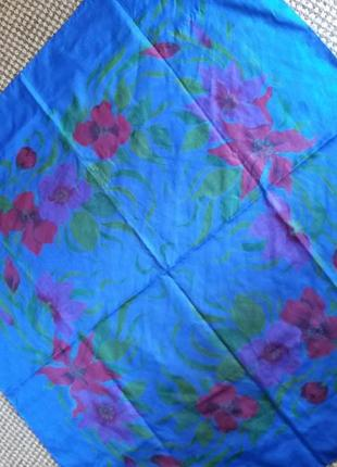 Платок thai silk