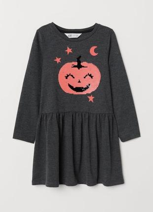 Платье h&m 2-4 года (98/104 см)