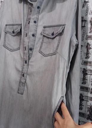 Джинсове плаття(туніка)tahnee(100%котон)