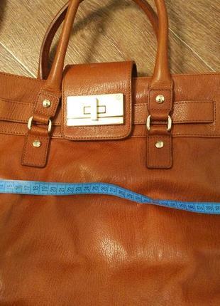 Брендовая номерная сумка оригинал кожа calvin klein7 фото