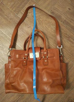 Брендовая номерная сумка оригинал кожа calvin klein9 фото