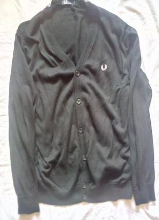 Кардиган fred perry l size