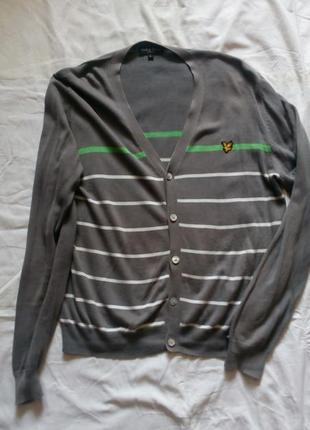 Кардиган lyle and scott l size