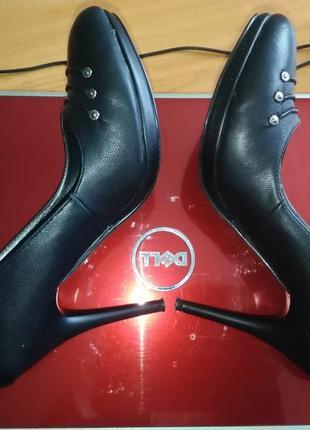 Чёрные классические туфли от my darling