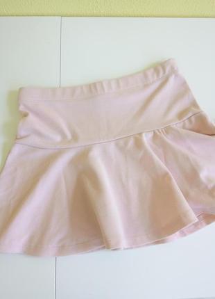 Нежная юбка