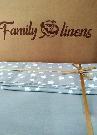 Комбинированный комплект постельного белья из бязи № 10-109