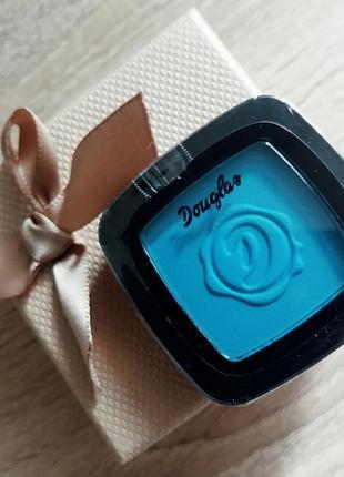 Моно тениdouglas насыщенного бирюзового цвета
