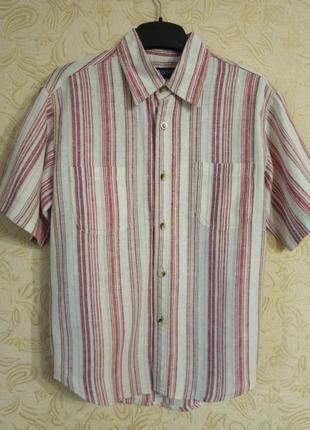 Traum льняная рубашка