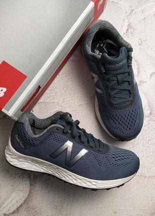 New balance оригинал темно-синие кроссовки модель arishi v1