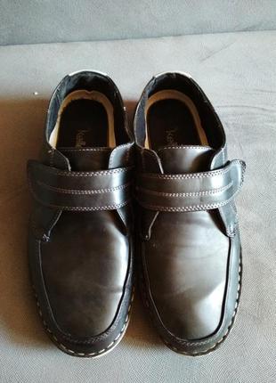 Ціну знижено! туфли, слипоны, мокасины keller, ортопедические ботинки2 фото