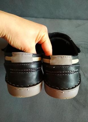Ціну знижено! туфли, слипоны, мокасины keller, ортопедические ботинки4 фото