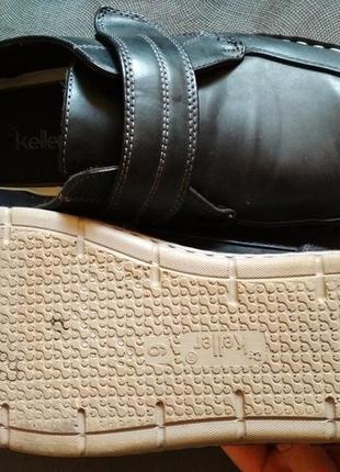 Ціну знижено! туфли, слипоны, мокасины keller, ортопедические ботинки7 фото