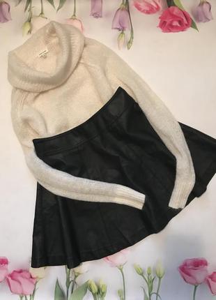 Юбка стильная модная