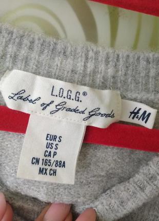 Супер свитер кофта от h&m4 фото