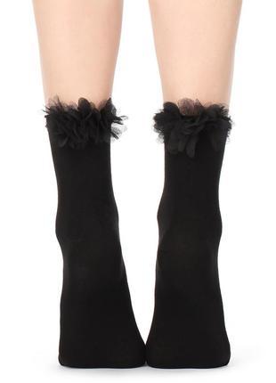 Итальянские носки с декором calzedonia