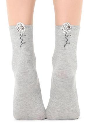Итальянские носки с воздушными шариками calzedonia
