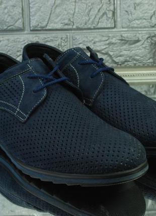 Распродажа мужские замшевые туфли на лето