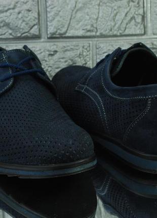 Распродажа мужские замшевые туфли на лето2 фото