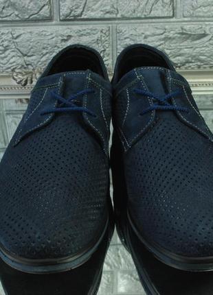 Распродажа мужские замшевые туфли на лето1 фото