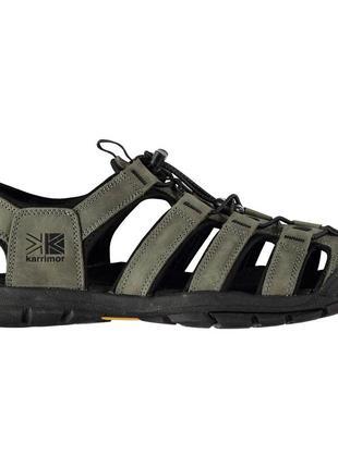 994f5f90a Karrimor кожаные мужские сандалии/походные сандалии/сандалии для активного  отдыха