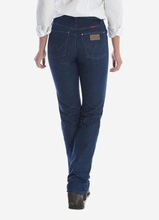 Класичні джинси wrangler(висока посадка)