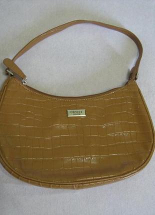 Кожаная сумка osprey, англия, оригинал!!!