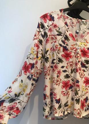 Блуза блузка рубашка5 фото