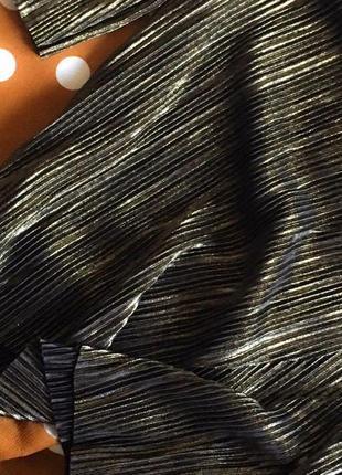 Вишукана плісірована сукня miss sassy l/405 фото