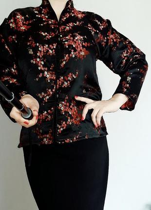 Блуза в японском стиле secret possessions 40- 42