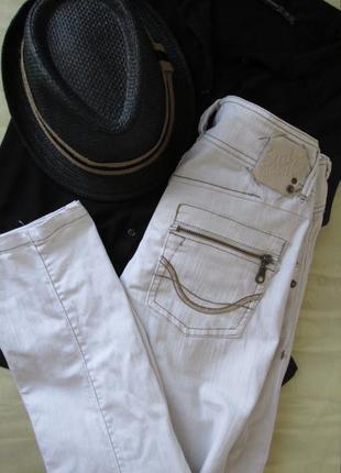 Супер белые джинсы!