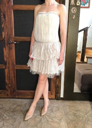 Вечернее (коктейльное) платье naf naf