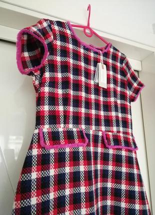 Платье в стиле, chanel.... italia20192 фото
