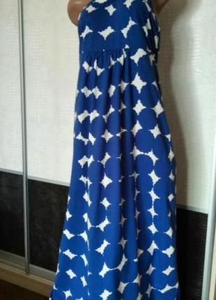 Платье сарафан макси boden в пол