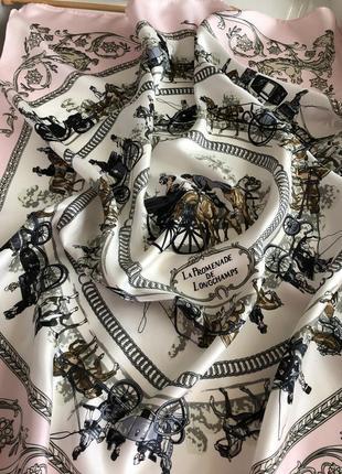 Шелковый платок,  как hermès6 фото
