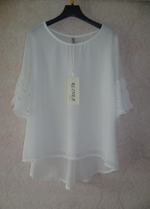 Блуза, блузка, туника, сорочка,туніка rlinea большой размер