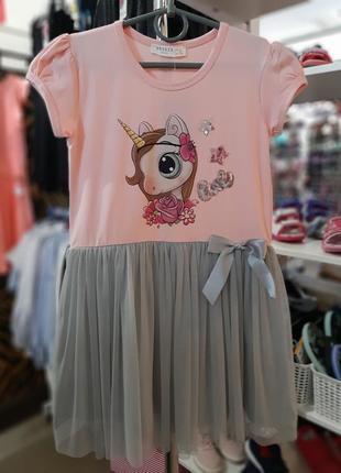 Платье breeze    на девочку от 2 до 6 лет
