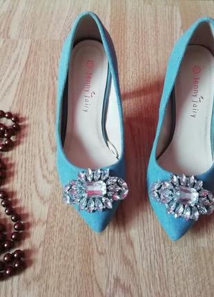 Туфлі від jenny fairy