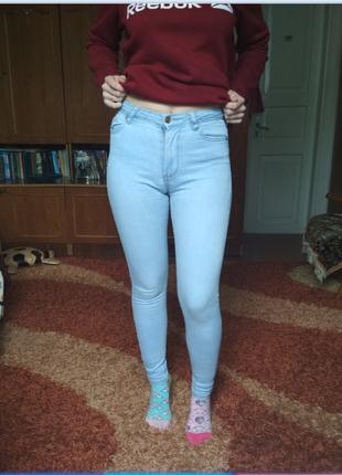 Світлі джинси3 фото