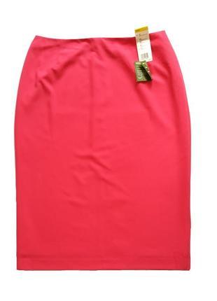 Классическая юбка на подкладке. бред marks & spencer