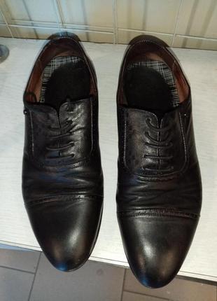 Туфли мужские кожа р42