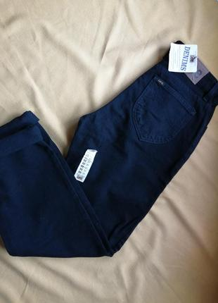 Крутые винтажные джинсы мом фирмы lee