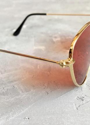 Солнцезащитные очки лисички с красными линзами3 фото