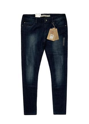 Новые стильные джинсы ovs skinny италия mom брюки