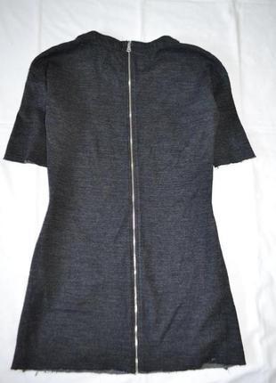 53e9899c3ec Серые короткие платья Calvin Klein 2019 - купить недорого вещи в ...