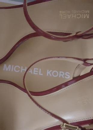 Боссоножки michael kors3 фото