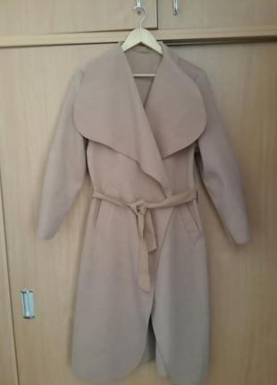 Стильный комфортный кардинаг пальто халат
