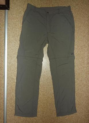 Трекинговые штаны salewa
