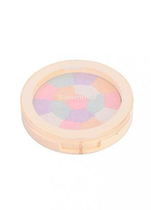 Хайлайтер мозаичный,8г the saem saemmul luminous multi highlighter