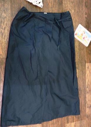 Крутейшая удлиненная юбка