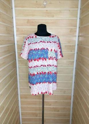 Шикарная фирменная блузка р.m george